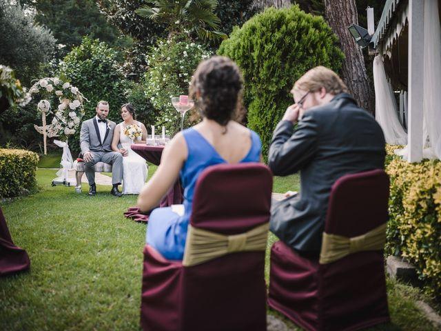 La boda de Kyler y Marina en Sant Fost De Campsentelles, Barcelona 13