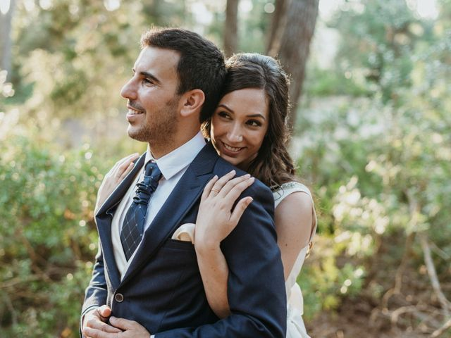 La boda de Ariadna y Axel