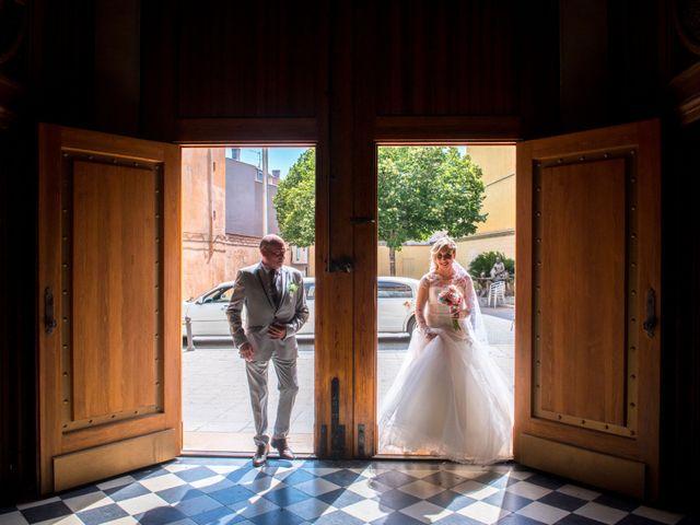 La boda de Dani y Esther en El Bruc, Barcelona 14