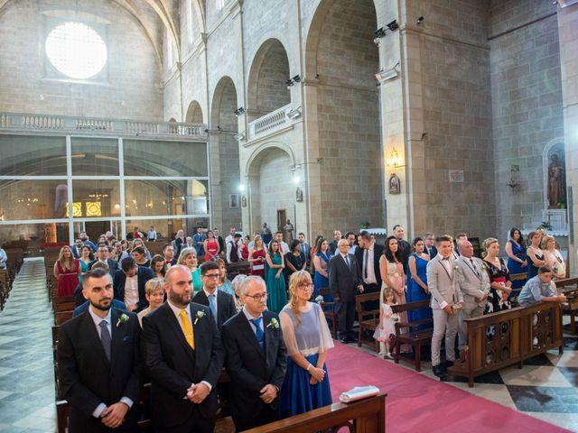 La boda de Dani y Esther en El Bruc, Barcelona 17