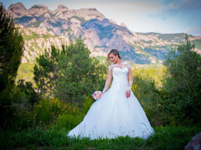 La boda de Dani y Esther en El Bruc, Barcelona 21