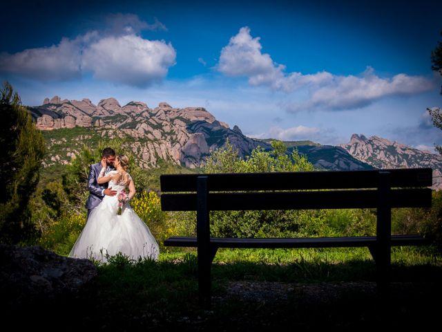 La boda de Dani y Esther en El Bruc, Barcelona 23