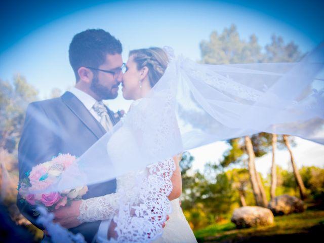 La boda de Dani y Esther en El Bruc, Barcelona 1