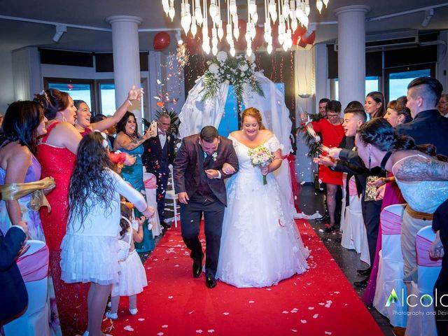 La boda de Estefanía y Eric  en El Bruc, Barcelona 1