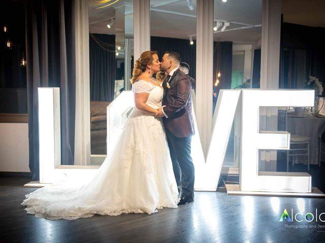 La boda de Eric  y Estefanía
