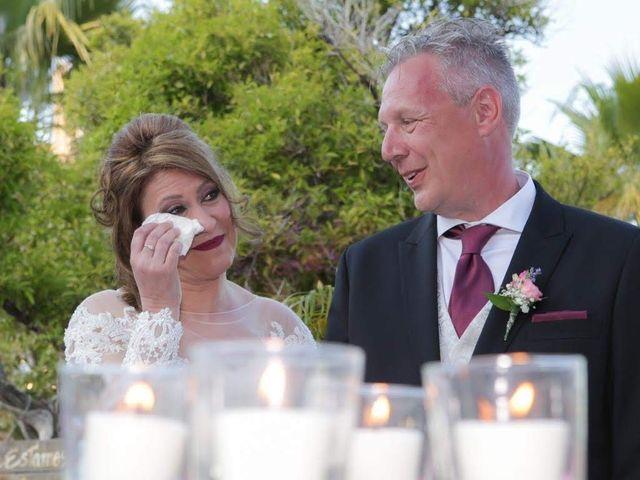 La boda de Oliver y Nieves en Altea, Alicante 10