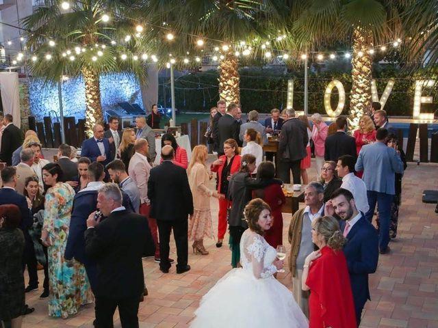 La boda de Oliver y Nieves en Altea, Alicante 14