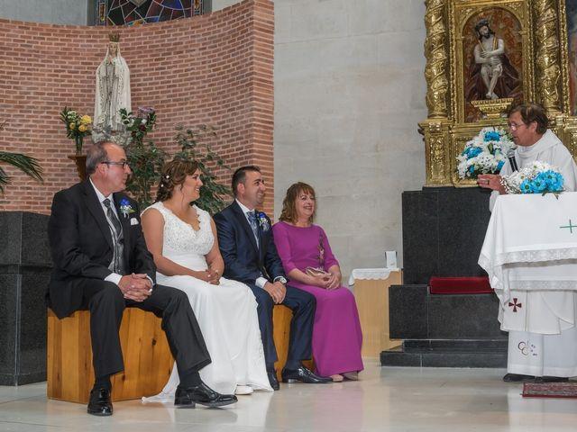 La boda de Sergio y Virginia en Burgos, Burgos 1