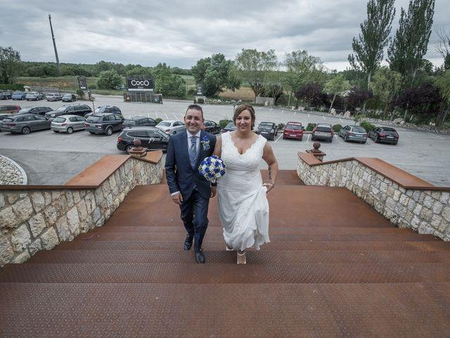 La boda de Sergio y Virginia en Burgos, Burgos 14