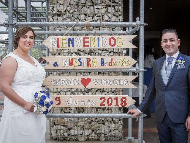 La boda de Sergio y Virginia en Burgos, Burgos 15