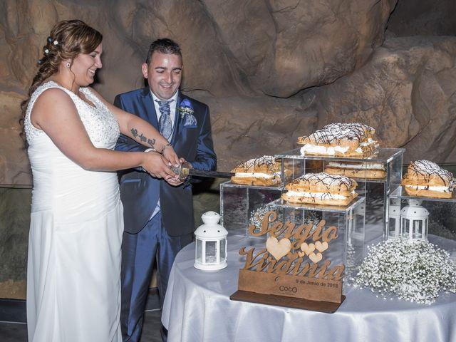 La boda de Sergio y Virginia en Burgos, Burgos 21
