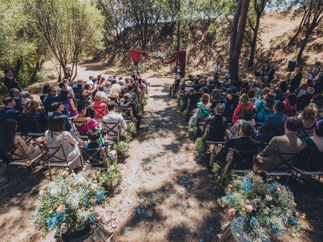 La boda de Manuel y Miriam en Valdemorillo, Madrid 19