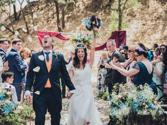 La boda de Miriam y Manuel