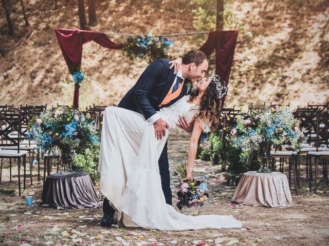 La boda de Manuel y Miriam en Valdemorillo, Madrid 29