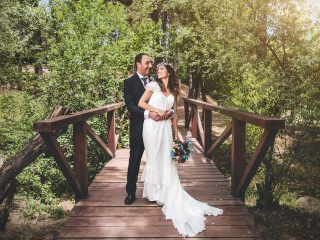 La boda de Manuel y Miriam en Valdemorillo, Madrid 30