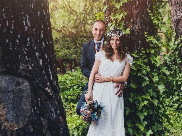 La boda de Manuel y Miriam en Valdemorillo, Madrid 2