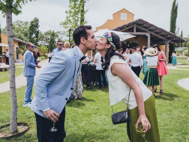La boda de Manuel y Miriam en Valdemorillo, Madrid 42