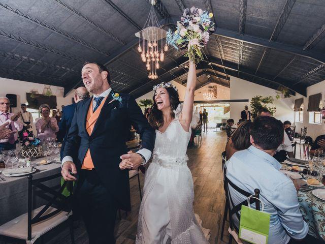 La boda de Manuel y Miriam en Valdemorillo, Madrid 44