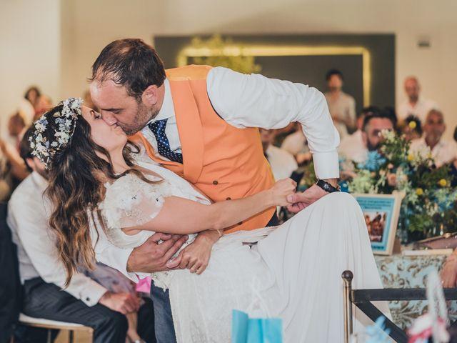 La boda de Manuel y Miriam en Valdemorillo, Madrid 47