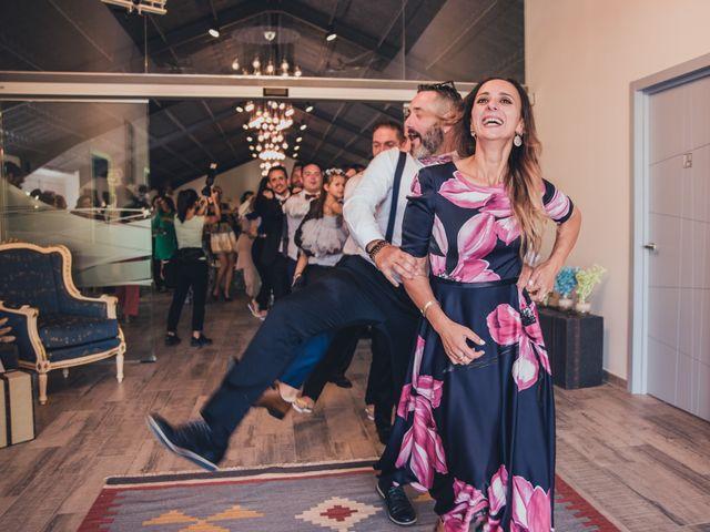 La boda de Manuel y Miriam en Valdemorillo, Madrid 48