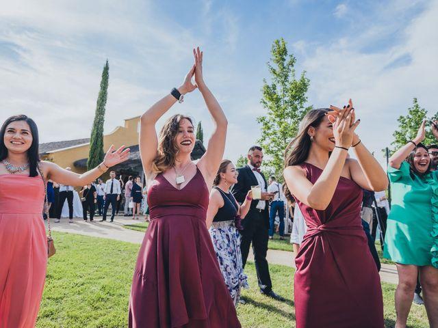 La boda de Manuel y Miriam en Valdemorillo, Madrid 55