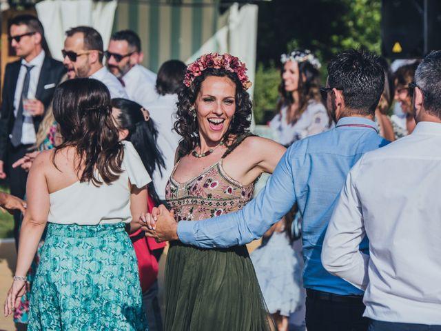 La boda de Manuel y Miriam en Valdemorillo, Madrid 60