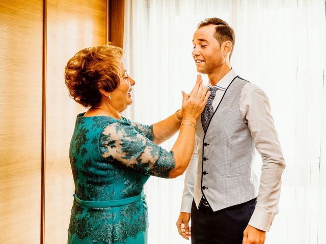 La boda de Jorge y Paula en Boboras, Orense 5