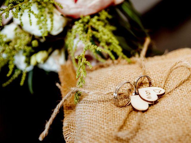 La boda de Jorge y Paula en Boboras, Orense 7