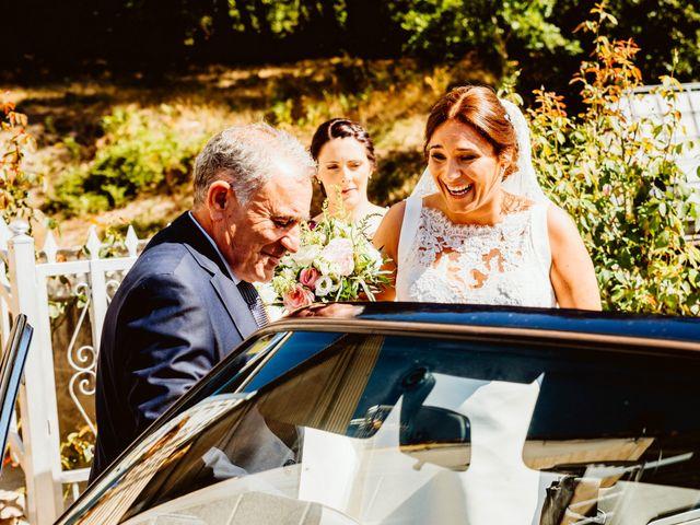 La boda de Jorge y Paula en Boboras, Orense 13