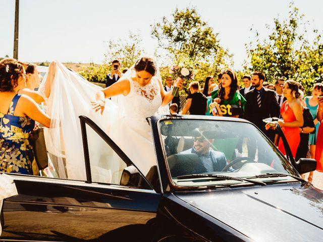 La boda de Jorge y Paula en Boboras, Orense 14