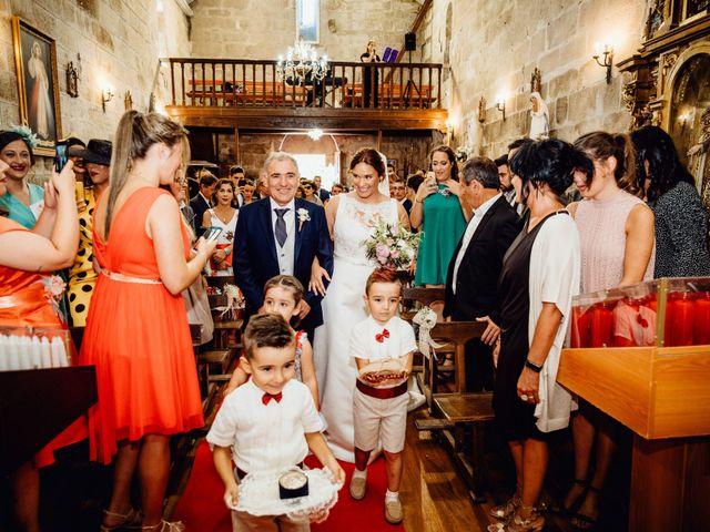 La boda de Jorge y Paula en Boboras, Orense 16