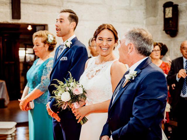 La boda de Jorge y Paula en Boboras, Orense 17