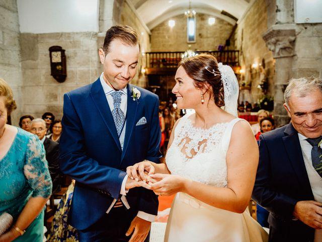 La boda de Jorge y Paula en Boboras, Orense 18