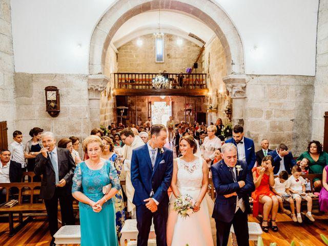 La boda de Jorge y Paula en Boboras, Orense 20
