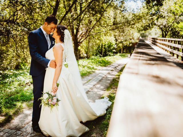 La boda de Jorge y Paula en Boboras, Orense 26