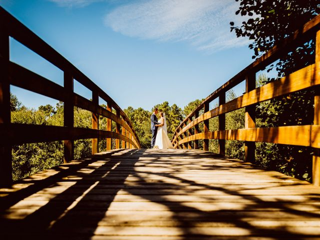 La boda de Jorge y Paula en Boboras, Orense 27