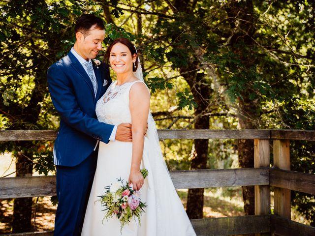 La boda de Jorge y Paula en Boboras, Orense 2