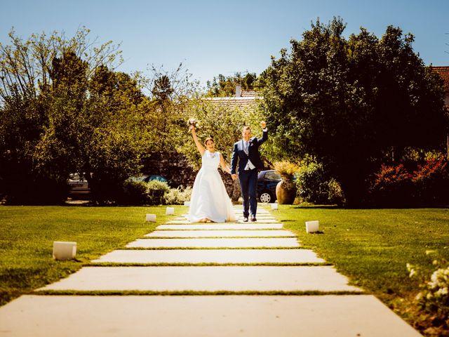 La boda de Jorge y Paula en Boboras, Orense 28