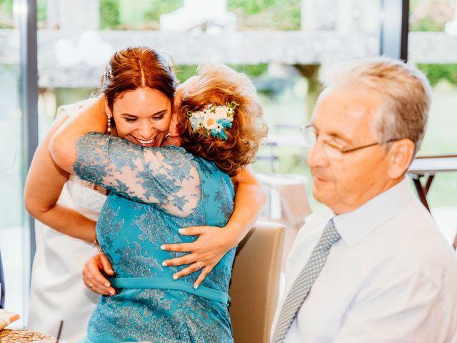 La boda de Jorge y Paula en Boboras, Orense 31