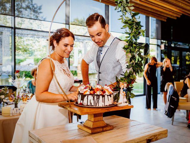 La boda de Jorge y Paula en Boboras, Orense 32