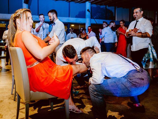 La boda de Jorge y Paula en Boboras, Orense 38