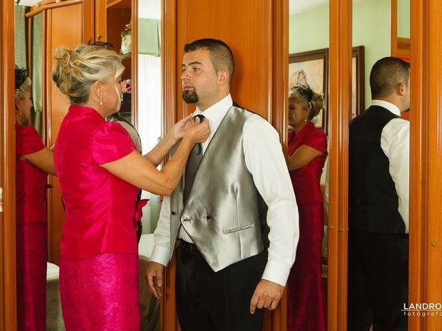 La boda de Eloy y Estibaliz en Capela (Capela, A), A Coruña 3