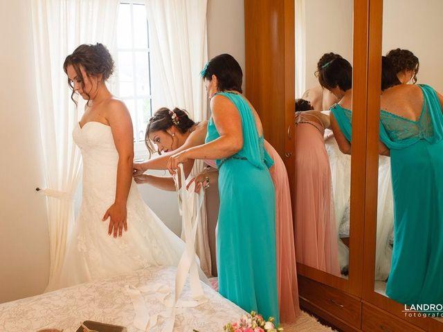 La boda de Eloy y Estibaliz en Capela (Capela, A), A Coruña 12