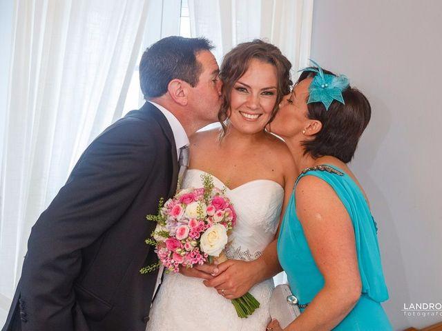 La boda de Eloy y Estibaliz en Capela (Capela, A), A Coruña 15