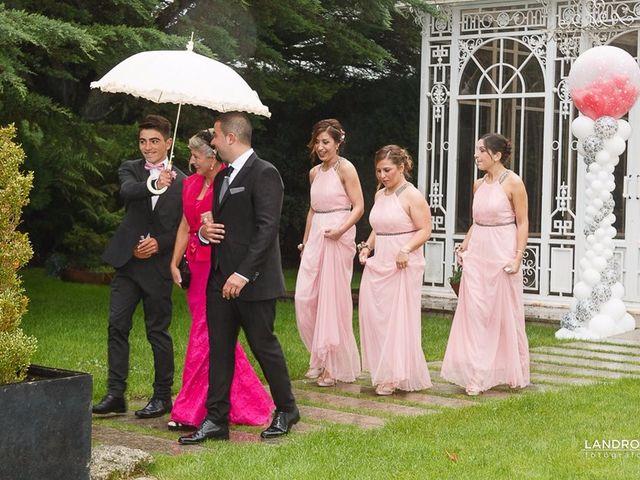 La boda de Eloy y Estibaliz en Capela (Capela, A), A Coruña 18