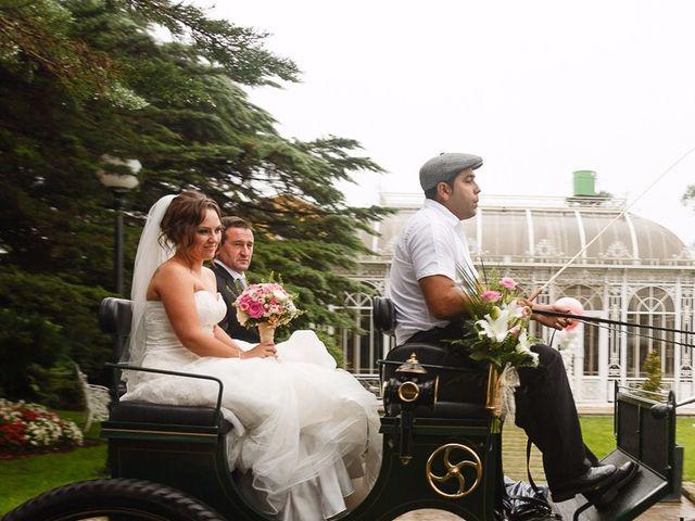 La boda de Eloy y Estibaliz en Capela (Capela, A), A Coruña 19