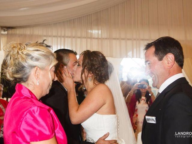 La boda de Eloy y Estibaliz en Capela (Capela, A), A Coruña 20