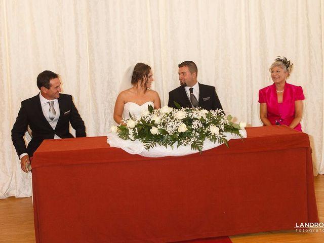 La boda de Eloy y Estibaliz en Capela (Capela, A), A Coruña 21