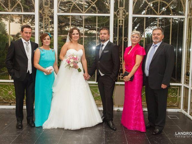La boda de Eloy y Estibaliz en Capela (Capela, A), A Coruña 26
