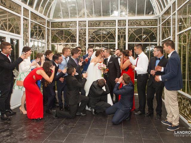 La boda de Eloy y Estibaliz en Capela (Capela, A), A Coruña 27